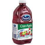 Ocean Spray Juice Cranberry Apple