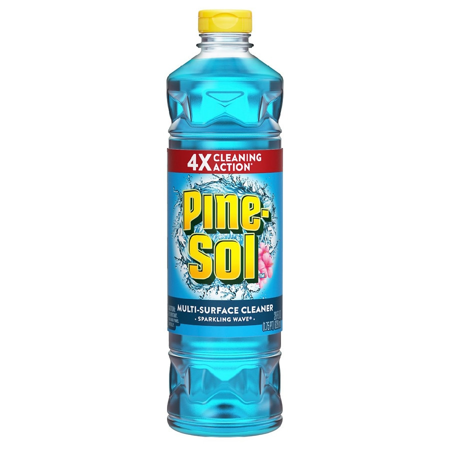 Pine Sol Household Cleaner Sparkling Wave Wave28 Oz