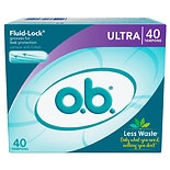 o.b. Ultra Tampons Ultra