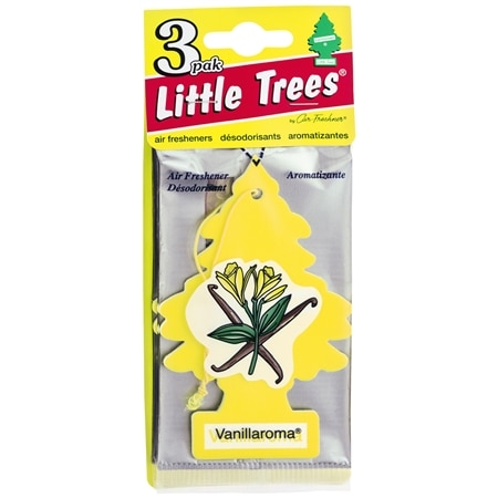 Little Trees Car Freshener - 3 ea