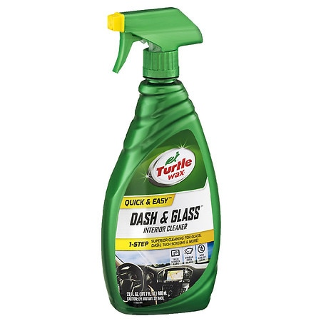 Turtle Wax Quick & Easy Dash & Glass - 23 oz.