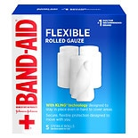 Band-Aid First Aid Covers Kling Rolled Gauze Medium