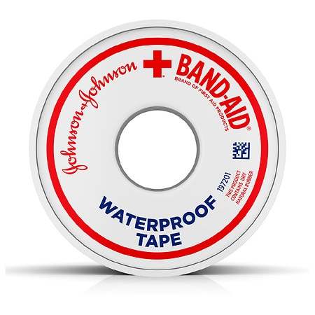 Band-Aid First Aid Waterproof Tape 1 Inch - 1 ea