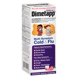 Dimetapp Multi Symptom Cold and Flu Red Grape