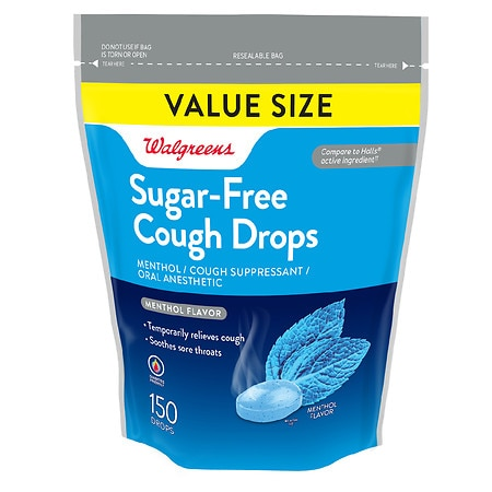 Cough & Sore Throat Relief | Walgreens