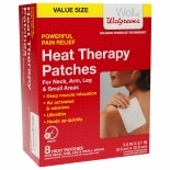 Walgreens Heat Therapy Patches