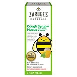 ZarBee's Naturals Children's Cough & Mucus Cherry