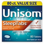 Unisom SleepTabs, Nighttime Sleep-Aid Tablets