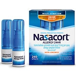 Nasacort Allergy 24 Hour Spray 240 Sprays