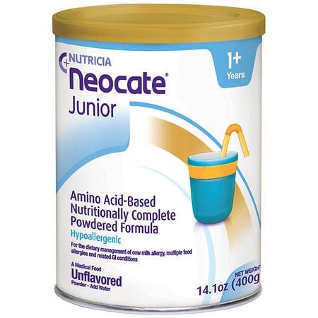 Nutricia Neocate Junior, Amino Acid Based Medical