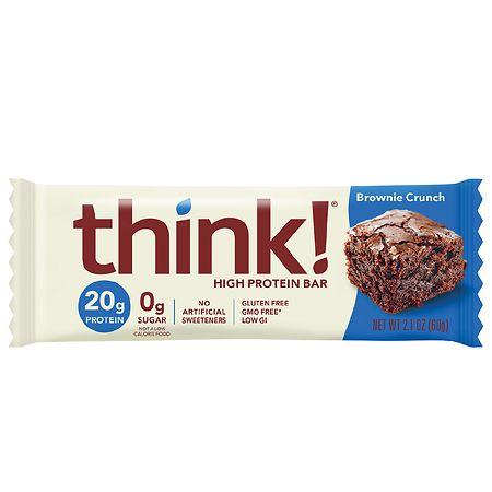 thinkThin Bar Brownie Crunch - 2.1 oz.