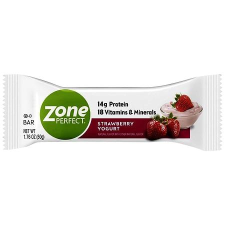 ZonePerfect Yogurt Bar Strawberry Yogurt - 1.76 oz.