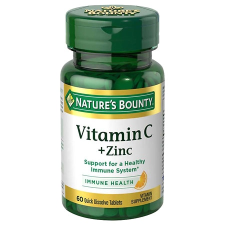 C plus vitamin