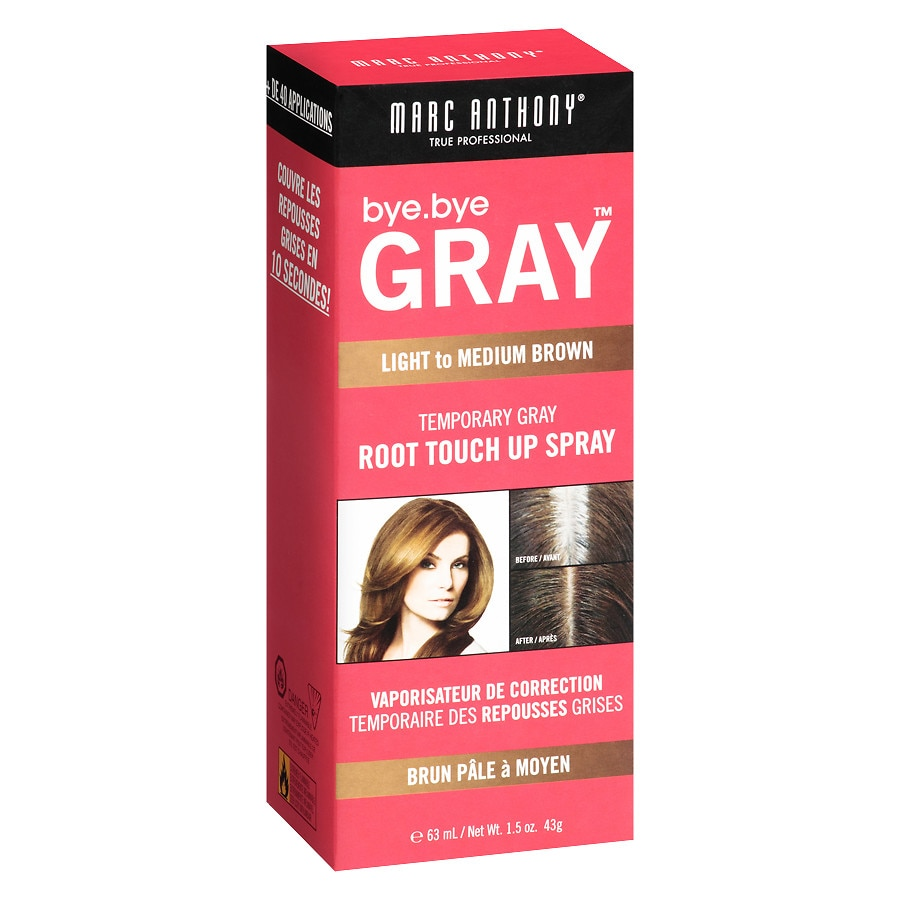 Temporary Hair Color Spray Walgreens