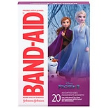 Band-Aid Children's Adhesive Bandages Assorted Sizes Disney's Frozen
