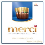 Merci Chocolate Milk Chocolate