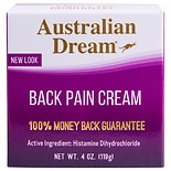Australian Dream Back Relief Cream