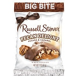 Russell Stover Candy Pecans, Caramel, Chocolate