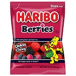 Haribo Raspberries Gummi Candy