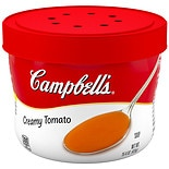 Campbell's Creamy Tomato Soup Microwavable Bowl