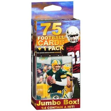 NFL NFL Jumbo Value Box - 1 ea