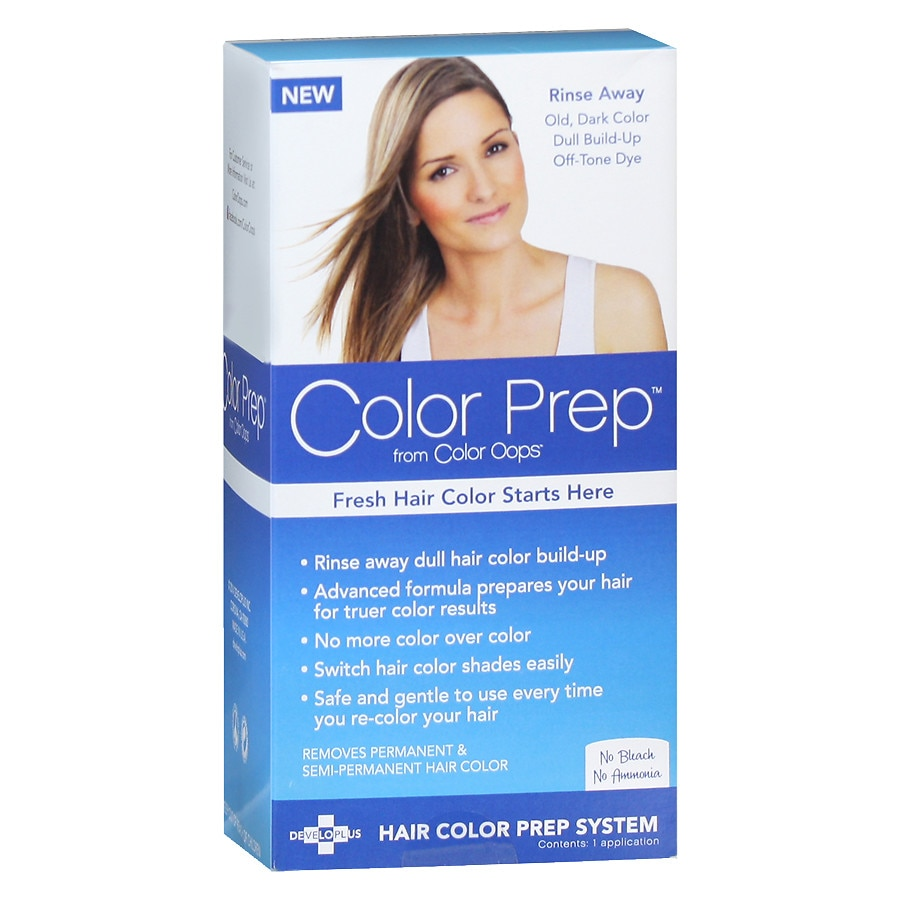 Developlus Color Prep Build Up Remover Walgreens