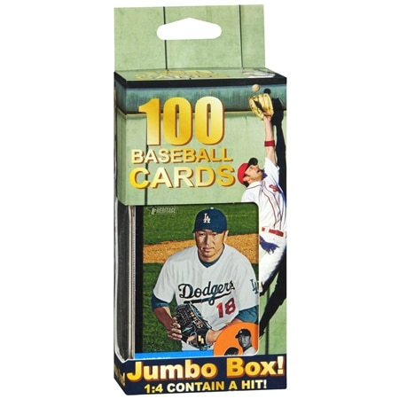 MLB MLB Jumbo Value Box - 1 ea