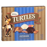 Turtles Candy Laydown Box Assorted