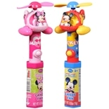 Candyrific Mickey/ Minnie Clubhouse Helicopter Fan