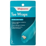 Walgreens Toe Wraps