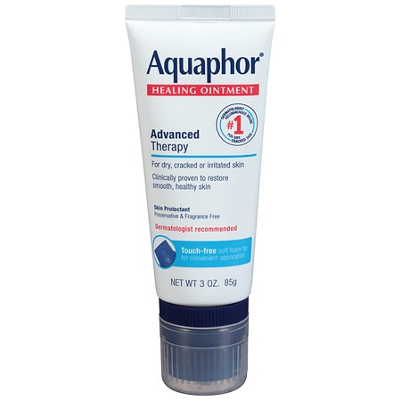 Aquaphor Healing Ointment Advanced Therapy Skin Protectant - 3 oz.