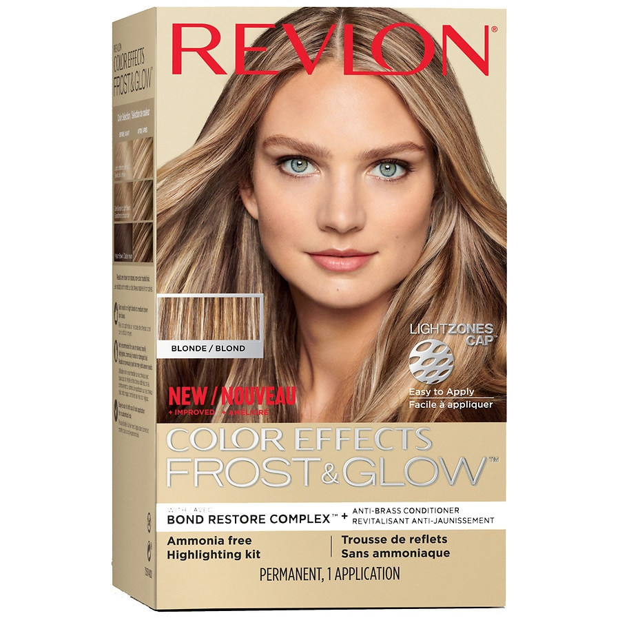 Revlon Color Effects Frost Glow Blonde Walgreens