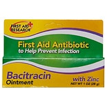 Bacitracin Ointment with Zinc