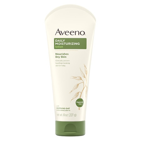 Aveeno Daily Moisturizing Lotion With Oat For Dry Skin - 8 oz.