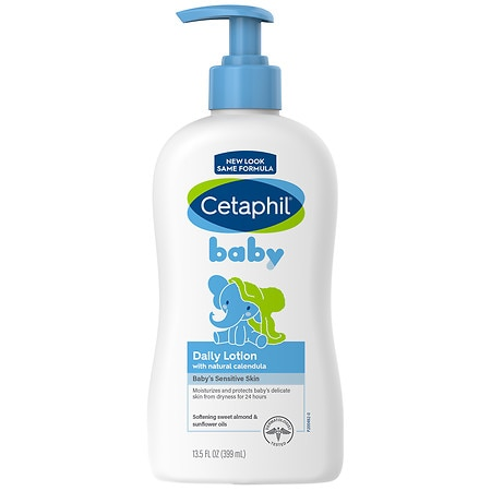 Cetaphil Baby Daily Lotion - 13.5 fl oz
