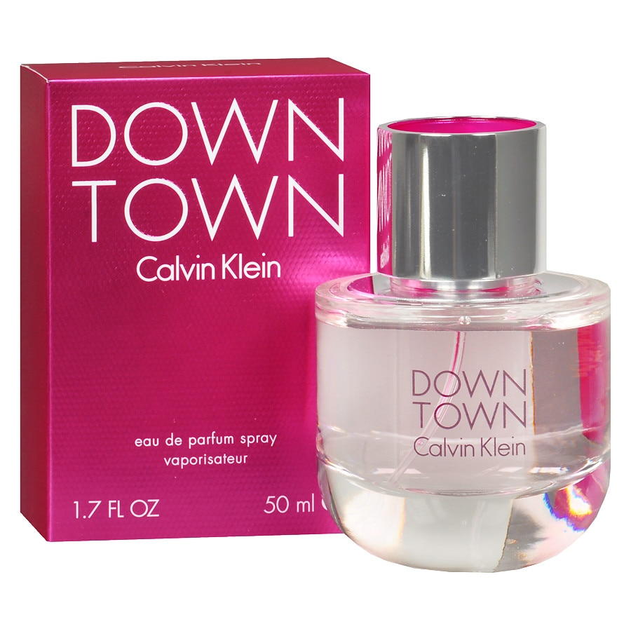 Calvin Klein Downtown Eau De Parfum Spray Walgreens