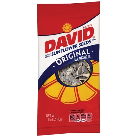 David Sunflower Seeds Original - 1.62 oz.