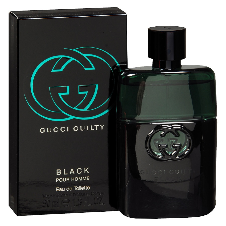 356405802 Gucci Guilty Black Men Eau De Toilette | Walgreens