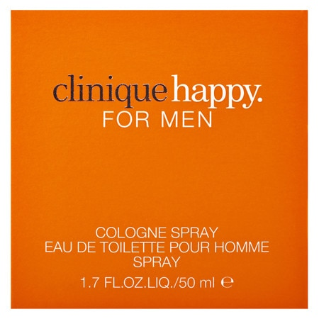Clinique Happy Men EDC Spray - 1.7 oz.