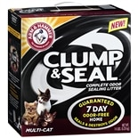 Arm & Hammer Clump and Seal Cat Litter Multi-Cat
