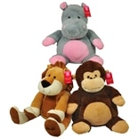 Best Made Toys Safari Plush Animal