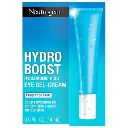 Neutrogena Hydro Boost Hyaluronic Acid Gel Eye Cream - 0.5 fl oz