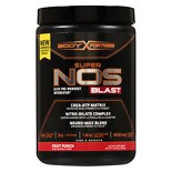 Body Fortress Super NOS Blast Fruit Punch