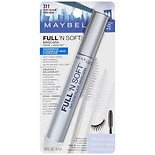 Maybelline Full 'N Soft Waterproof Mascara Very Black