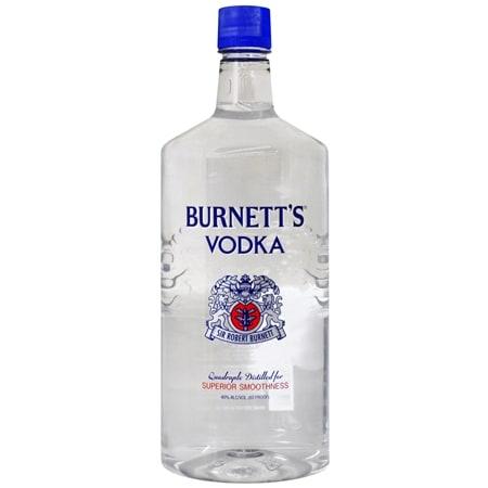 audit on burnetts vodka