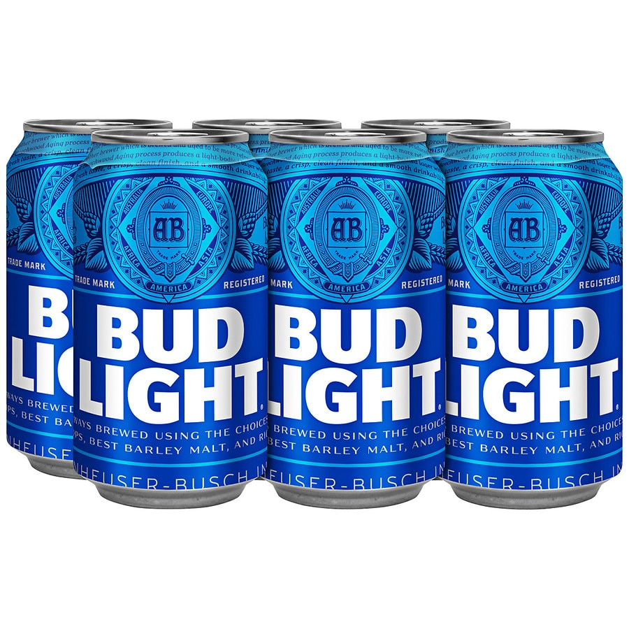 Bud Light Beer - Beer, Wine, & Spirits | Walgreens