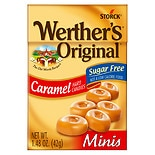 Werther's Original Sugar Free Hard Candies Box
