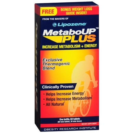 METABOUP PLUS Thermogenic Blend Dietary Supplement - 60 ea