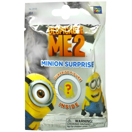 Despicable Me Minion Surprise Figure - 1 ea