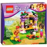 LEGO Systems Friends Fall Play Set